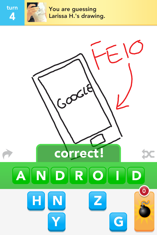 Draw Something - @LarissaHerbst