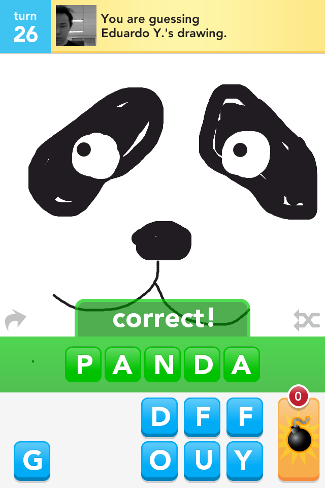 Drawsomething - @shiota