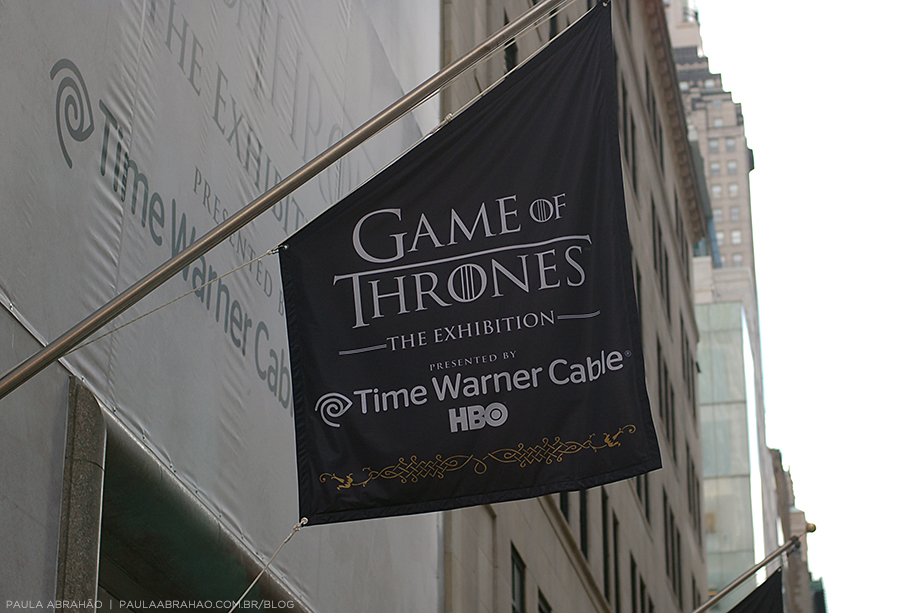 Game of Thrones - The Exhibition NYC