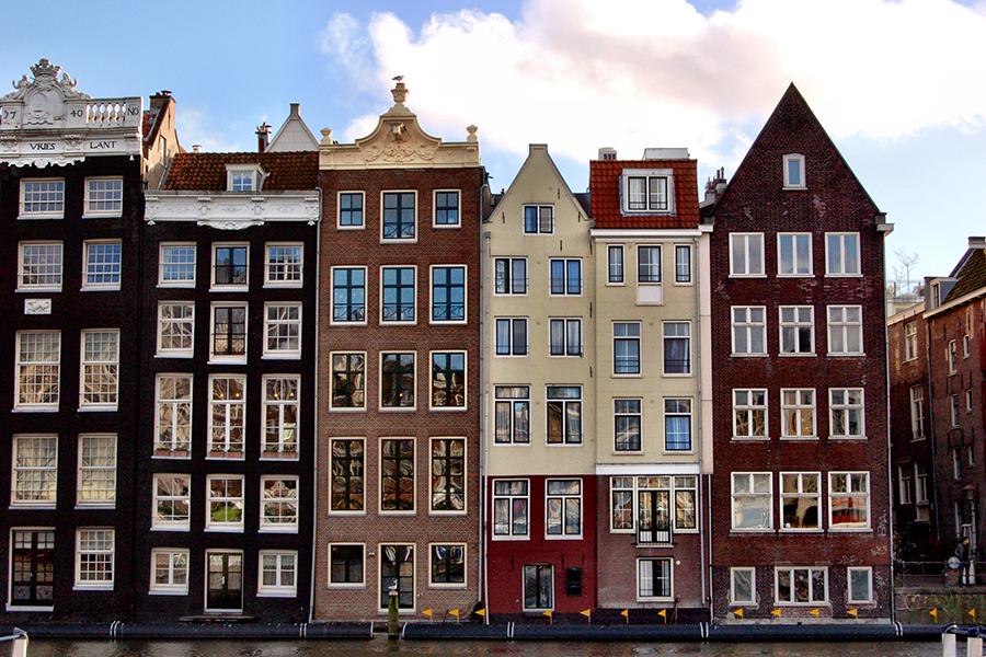 Amsterdam - por Paula Abrahão