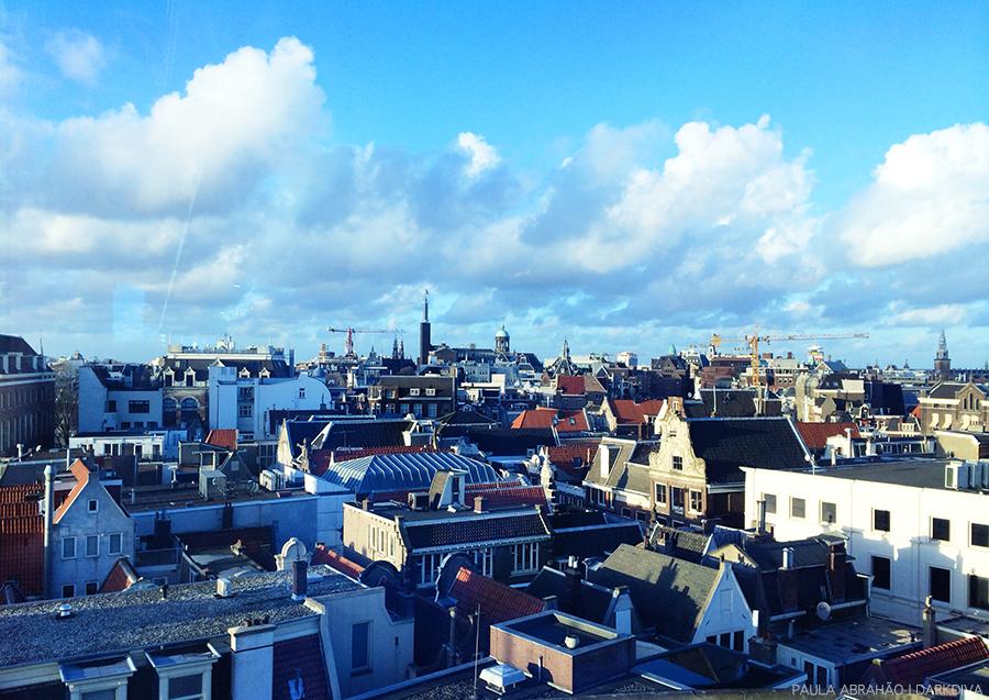 Paula Abrahao - Blue, Amsterdam