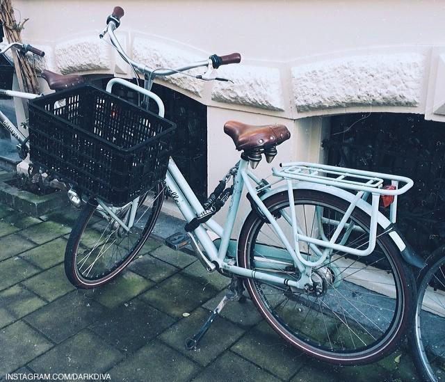 Paula Abrahão | Bike, Amsterdam