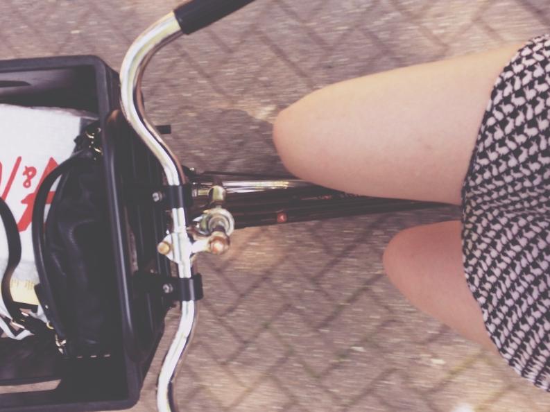 Paula Abrahao - Liberdade - Bike