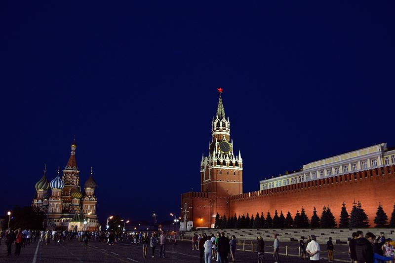 The Kremlim