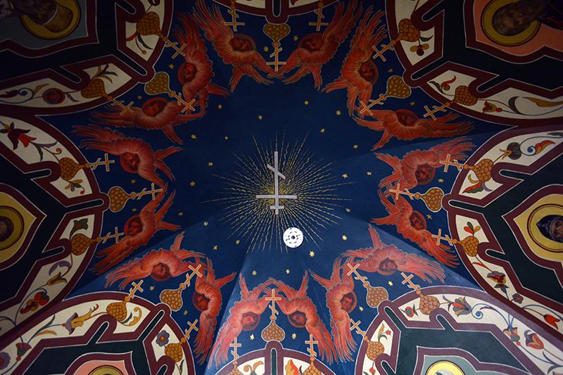 Paula Abrahao - Moscou - St. Basils' Cathedral
