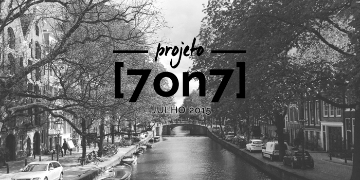 Paula Abrahao   BLOG   Projeto 7 on 7 - Muziek