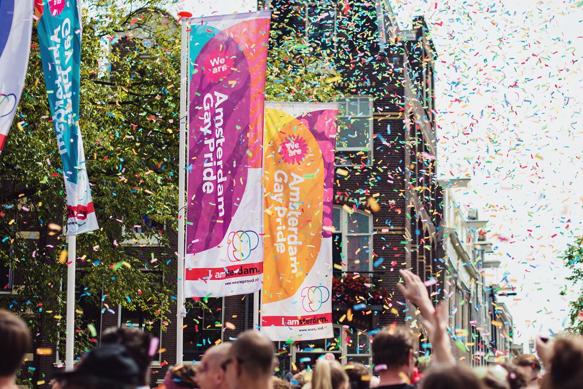 Paula Abrahao | BLOG - Pride Amsterdam 2015