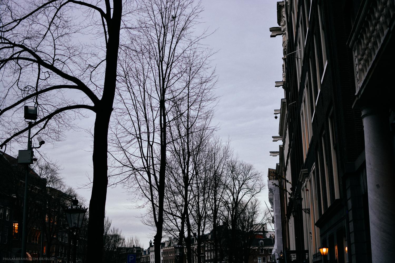 Paula Abrahao   Inverno em Amsterdam