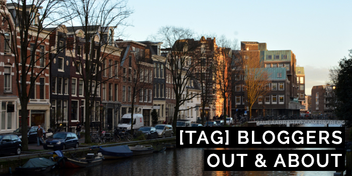 Paula Abrahao | Tag: Bloggers Out & About