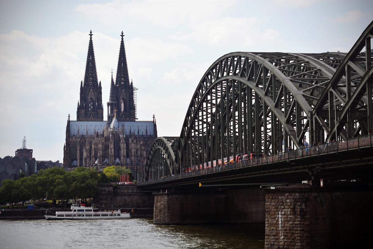 Köln, Kolner Dom