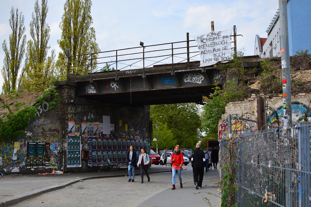 Paula Abrahao | 72h em Berlin