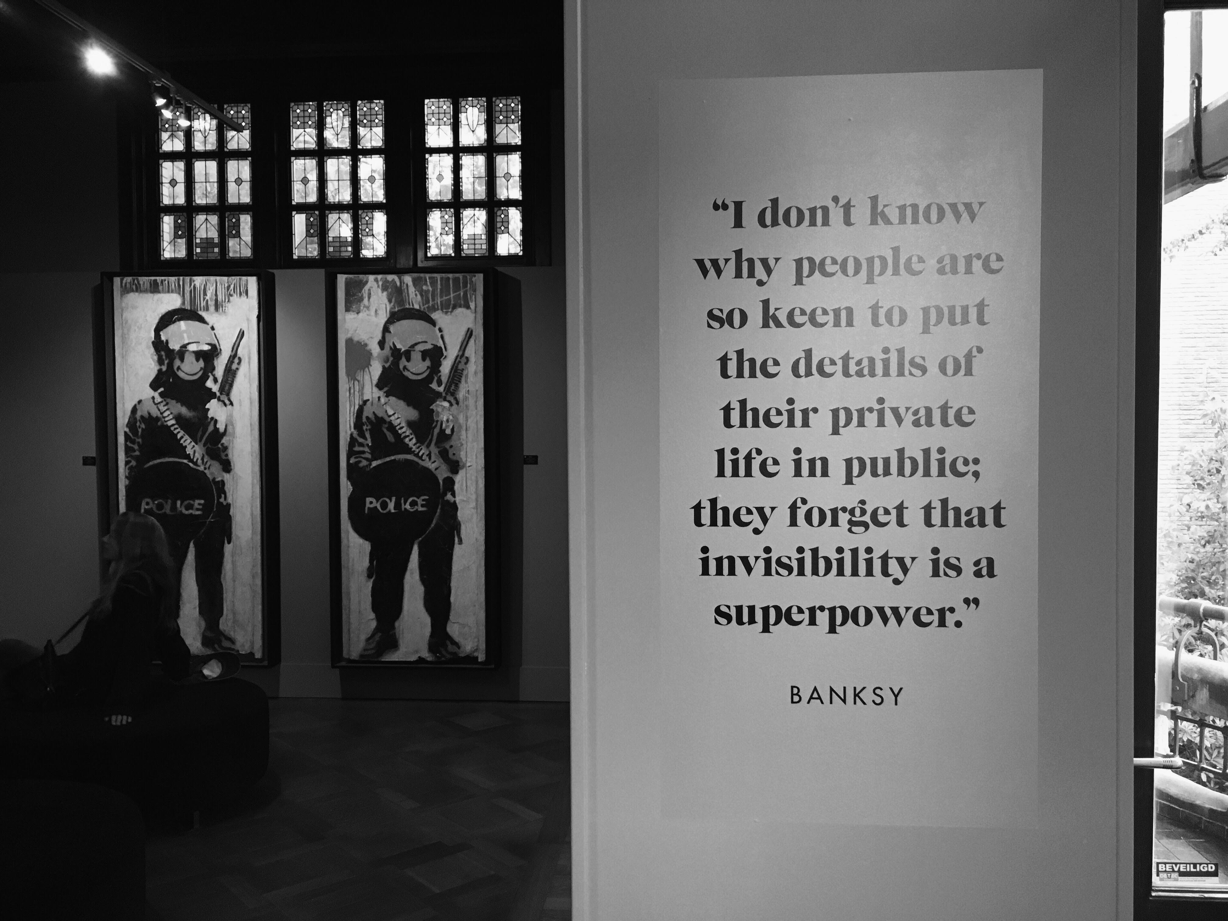 Paula Abrahao | Moco Museum - Banksy