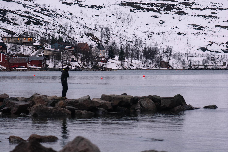 Paula Abrahao | Tromsø, Noruega: Ersfjordbotn