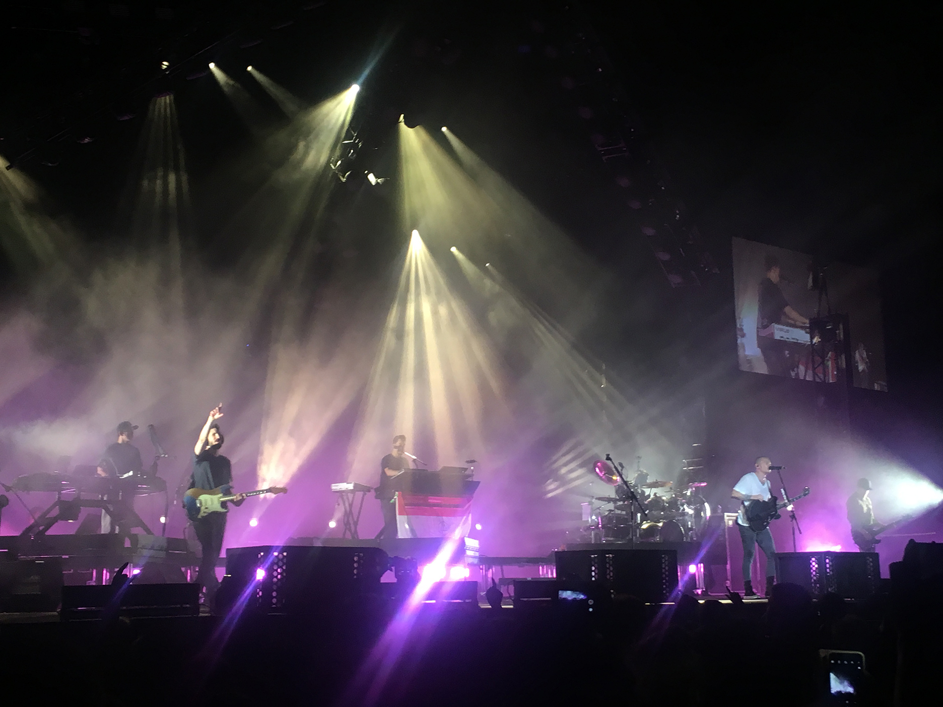 Paula Abrahão | BLOG - Projeto 6 on 6 - Linkin Park