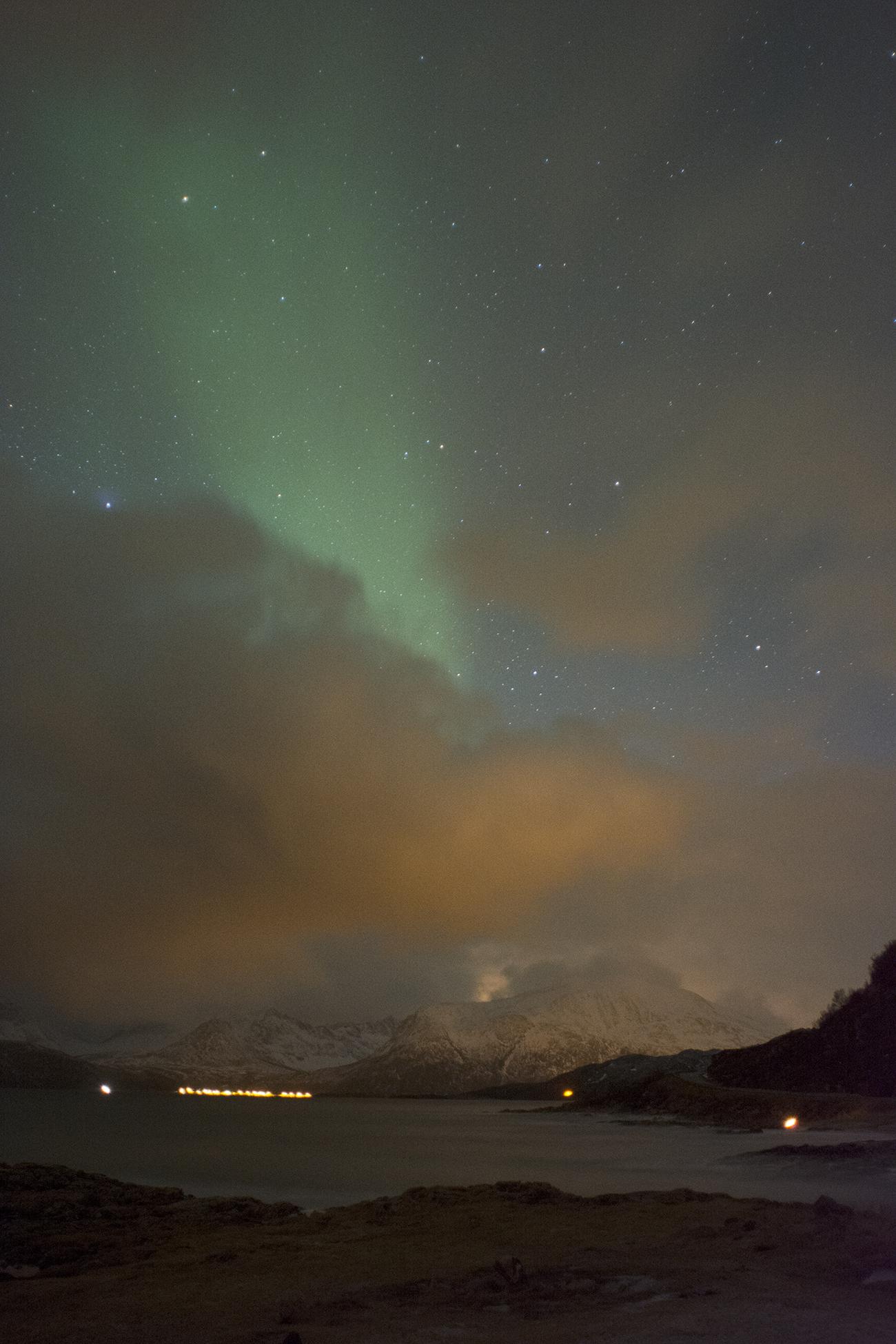 Paula Abrahão | BLOG – Aurora Boreal em Tromsø, Noruega