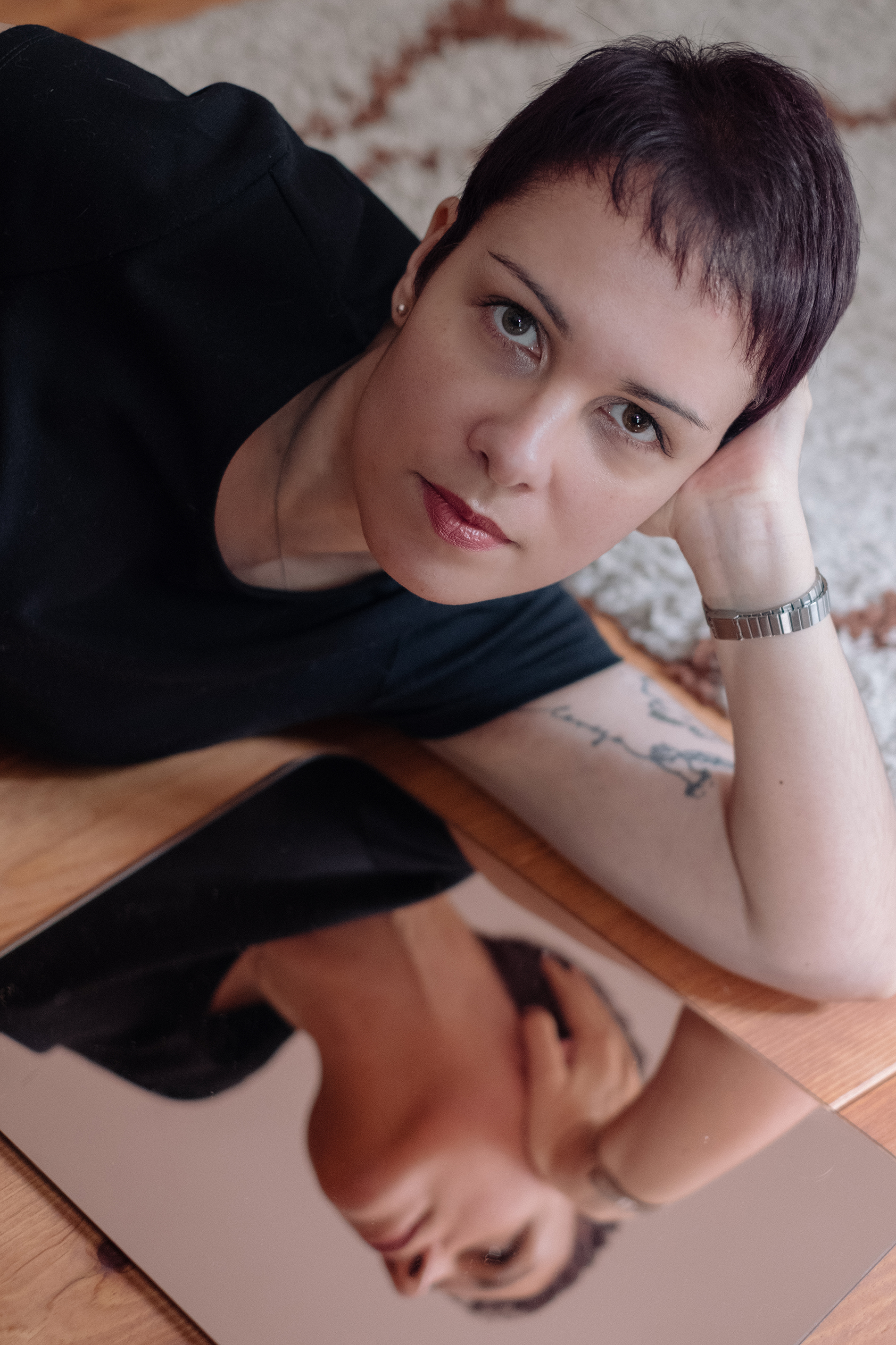 Paula Abrahao - Uma tarde com Satellite June